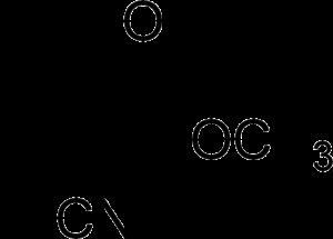 โครงสร้าง Cyanoacrylate